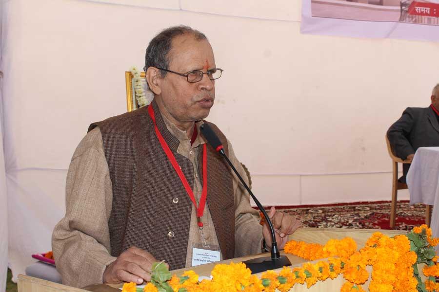 Pt. Chandra Shekhar Sharma