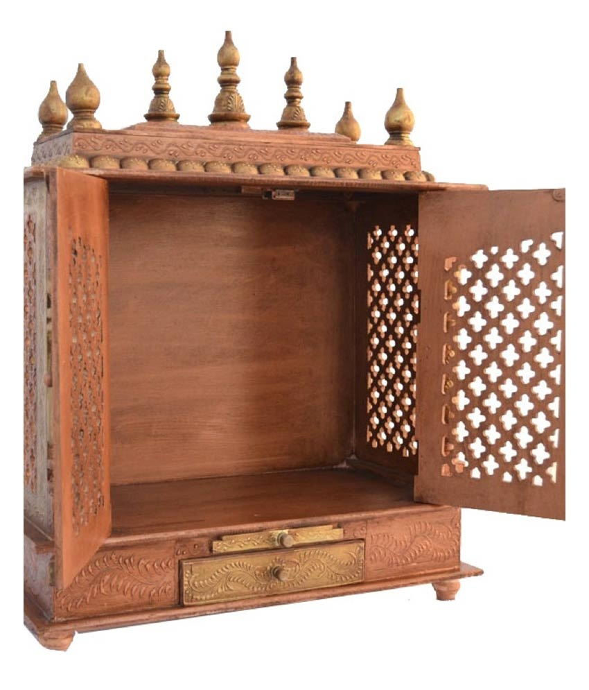best wooden pooja mandir designs for home contemporary